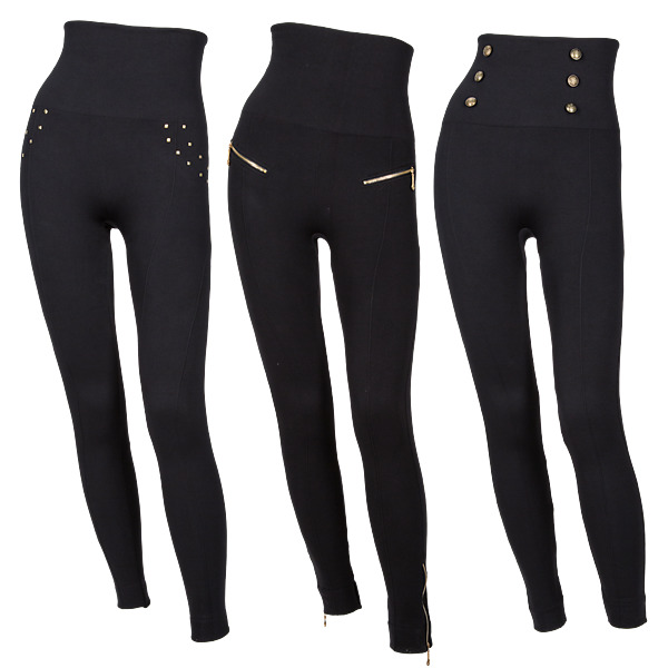 video HOLLYWOOD PANTS - Pantalons Minceur