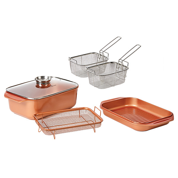 video WONDER COOKER - Cocotte Multi-cuissons + Accessoires Deluxe