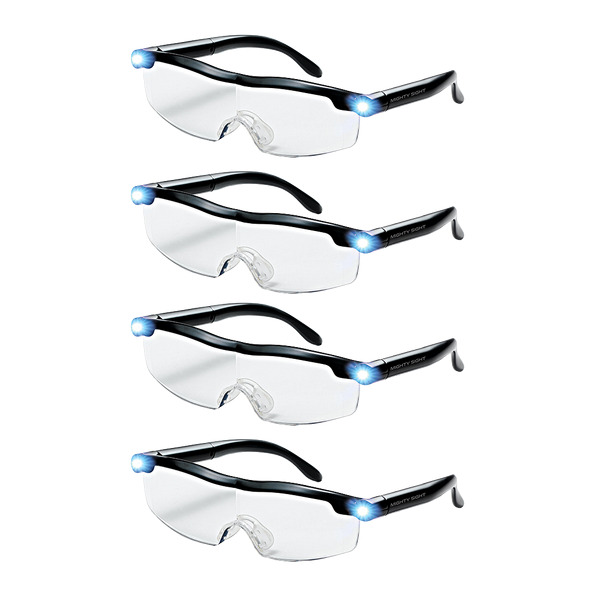 video ULTRA VUE - Lunettes Grossissantes x4